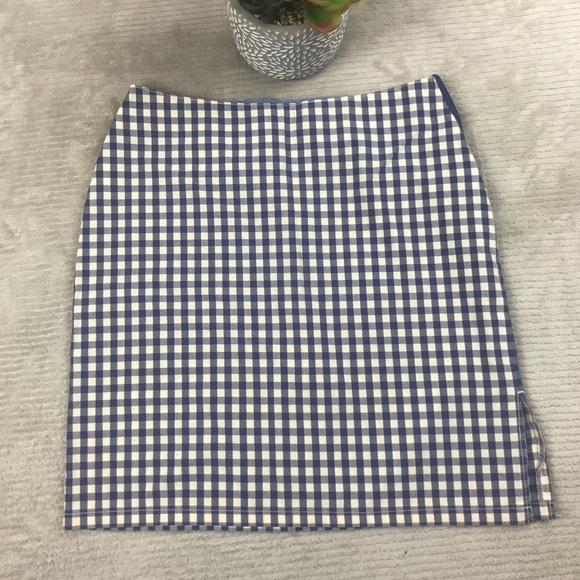 8ad2dff4fc Tommy Hilfiger Skirts | Picnic Checkered Plaid Mini Skirt | Poshmark